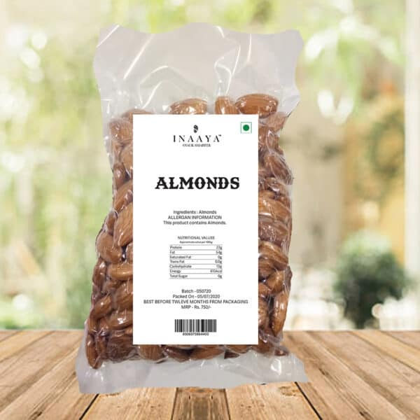 Buy Salted Almonds Online