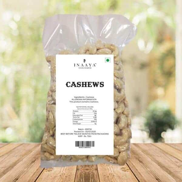 Buy Salted Cashews Online