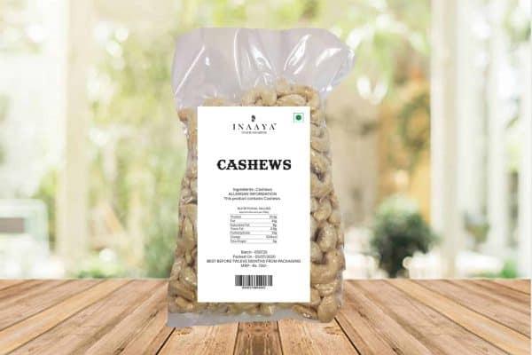 Buy Whole Cashews Online W320