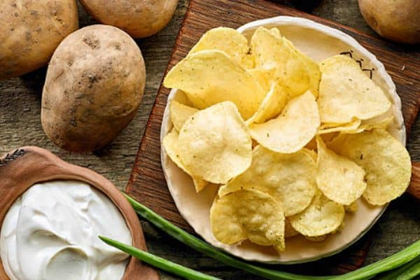 Buy Cream and Onion Potato Chips Online
