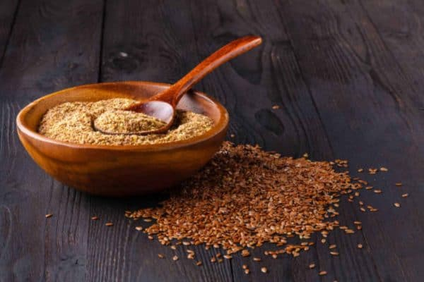 Buy Roasted Flax Seeds - 500 Gms Online