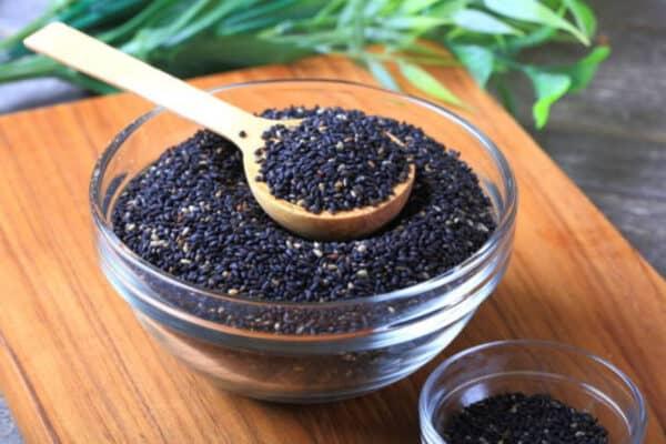 Buy Black Sesame Seeds - 500 Gms Online