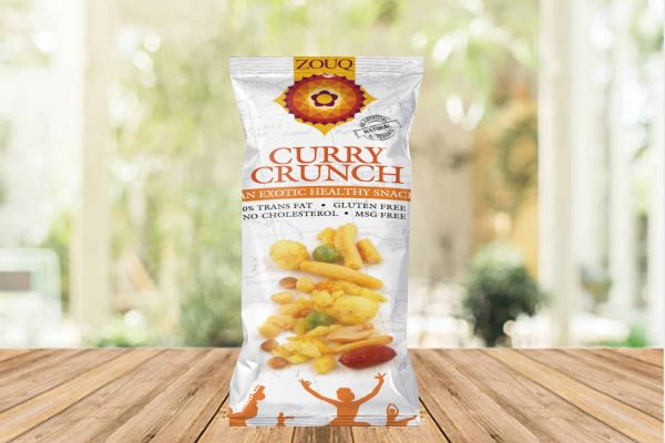 Buy Healthy Curry Crunch Online