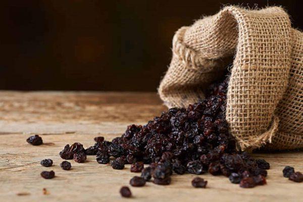 Buy Black Raisins - 500 Gms Online