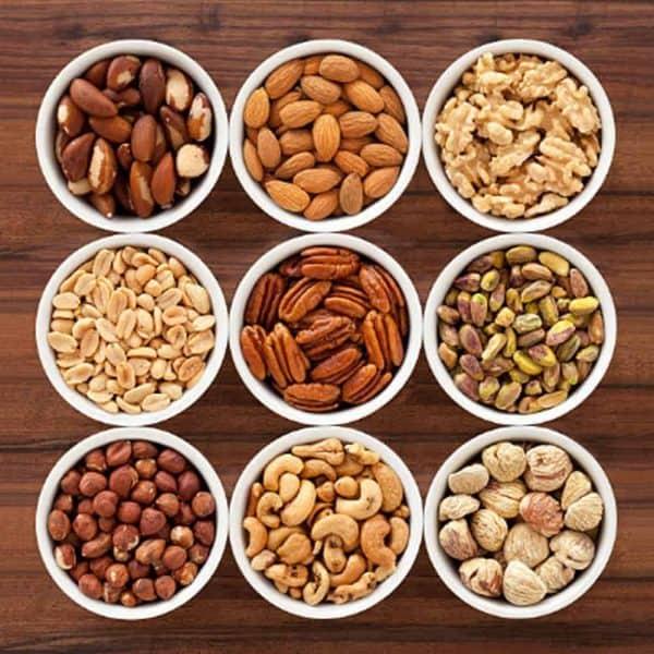 Premium Nuts & Dried Fruits