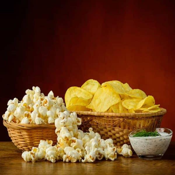 Popcorn & Chips