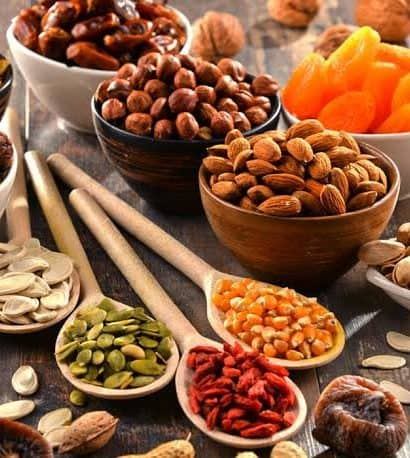 Dry Fruits to prevent weight gain