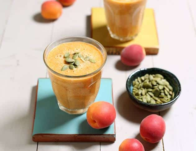 Pumpkin-Fruit Smoothie